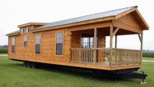 Мобильный дачный дом