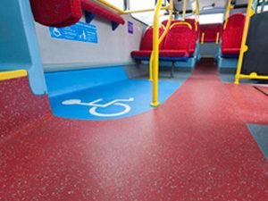 Автолин или Транслин – транспортный линолеум для всех видов транспорта
