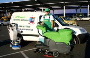 Профессиональные услуги уборки помещений
