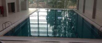 Какое оборудование необходимо для работы бассейнов
