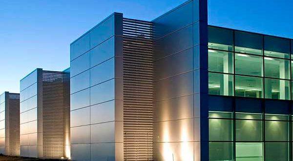 Металлокассеты для облицовки здания