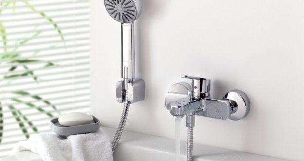 Разновидности смесителей для ванных комнат, правила их выбора