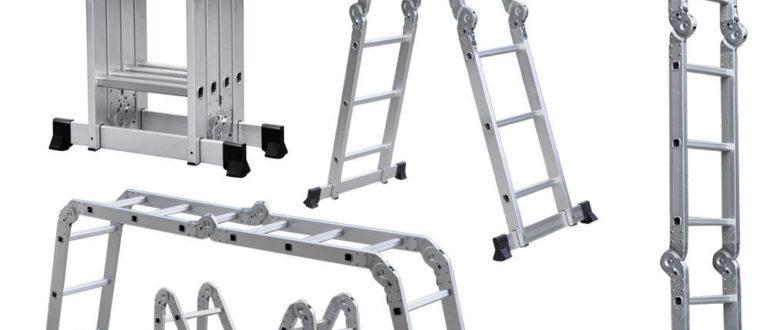 Раздвижные лестницы российского производства