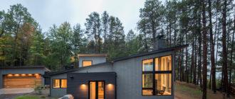 О преимуществе каркасных домов